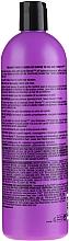 Șampon pentru păr decolorat și deteriorat - Tigi Bed Head Dumb Blonde Shampoo — Imagine N4