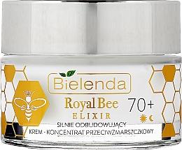 Parfumuri și produse cosmetice Concentrat revitalizant antirid - Bielenda Royal Bee Elixir 70+ Cream Concentrate
