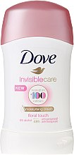 Parfumuri și produse cosmetice Antiperspirant-Stick - Dove Invisible Care Floral Touch Deodorant Stick
