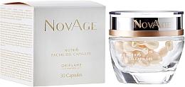 Parfumuri și produse cosmetice Capsule revitalizante pentru față cu concentrat de ulei - Oriflame NovAge Nutri6 Facial Oil Capsules