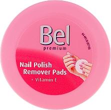 Parfumuri și produse cosmetice Discuri din bumbac - Bel Premium Wet Nail Polish Remover Pads