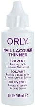 Parfumuri și produse cosmetice Diluant pentru lac de unghii - Orly Thinner