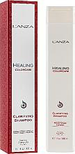 Parfumuri și produse cosmetice Șampon pentru păr vopsit - L'Anza Healing ColorCare Clarifying Shampoo