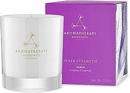 Parfumuri și produse cosmetice Lumânare parfumată - Aromatherapy Associates Inner Strength Candle