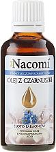 Parfumuri și produse cosmetice Ulei din chimen negru pentru față și corp - Nacomi Olej Z Czarnuszki Złoto Faraonów