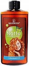 Parfumuri și produse cosmetice Ser cu Vitamina A+E pentru păr - Kosmed
