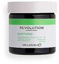 Parfumuri și produse cosmetice Mască de față - Revolution Skincare Smoothing Night Facial Mask