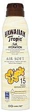 Parfumuri și produse cosmetice Spray de protecție solară pentru corp - Hawaiian Tropic Silk Hydration Air Soft Protective Mist SPF 15