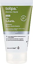 Parfumuri și produse cosmetice Gel pe bază de argilă pentru curățare - Tolpa Dermo Face Futuris 30+ Cleansing Gel