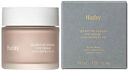 Parfumuri și produse cosmetice Cremă hidratantă pentru zona din jurul ochilor - Huxley Secret of Sahara Eye Cream Concentrate On