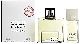 Parfumuri și produse cosmetice Loewe Solo Esencial - Set (edt/100ml + edt/30ml)