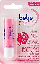 Parfumuri și produse cosmetice Balsam de buze roz - Bebe Young Care
