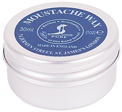 Ceară pentru mustăți - Taylor of Old Bond Street Moustache Wax Tin — Imagine N2
