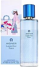 Parfumuri și produse cosmetice Aigner Ladies Day Paris - Apă de toaletă
