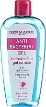 Parfumuri și produse cosmetice Gel antibacterian de mâini - Dermacol Anti Bacterial Hand Gel
