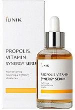Parfumuri și produse cosmetice Ser facial - iUNIK Propolis Vitamin Synergy Serum