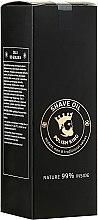 Parfumuri și produse cosmetice Ulei de ras - Polish King Shave Oil