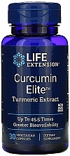 """Parfumuri și produse cosmetice Supliment alimentar """"Extract de curcuma"""" - Life Extension Curcumin Elite Turmeric Extract"""
