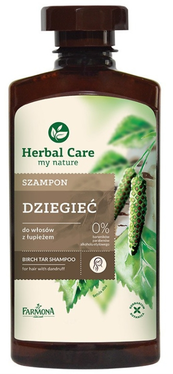 Șampon anti-mătreață - Farmona Herbal Care Shampoo