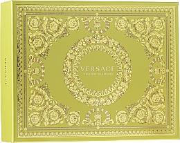 Parfumuri și produse cosmetice Versace Yellow Diamond - Set (edt/50ml + b/lot/50ml + sh/gel/50ml)