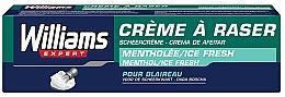Parfumuri și produse cosmetice Cremă de ras - Williams Expert Shaving Cream Menthol