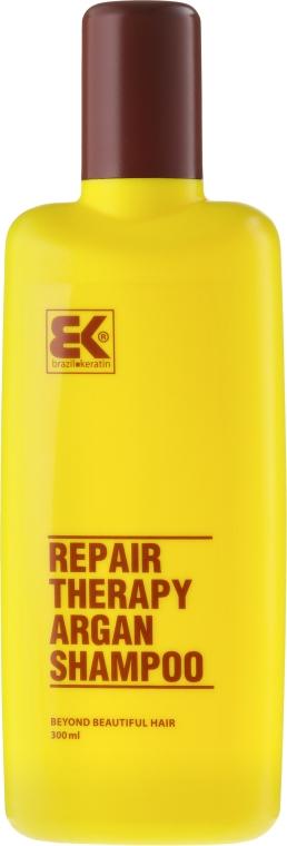Șampon cu ulei de argan - Brazil Keratin Therapy Argan Shampoo — Imagine N1