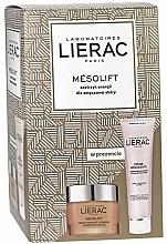 Parfumuri și produse cosmetice Set - Lierac Mesolift (cr/50ml + cr/foam/150ml)
