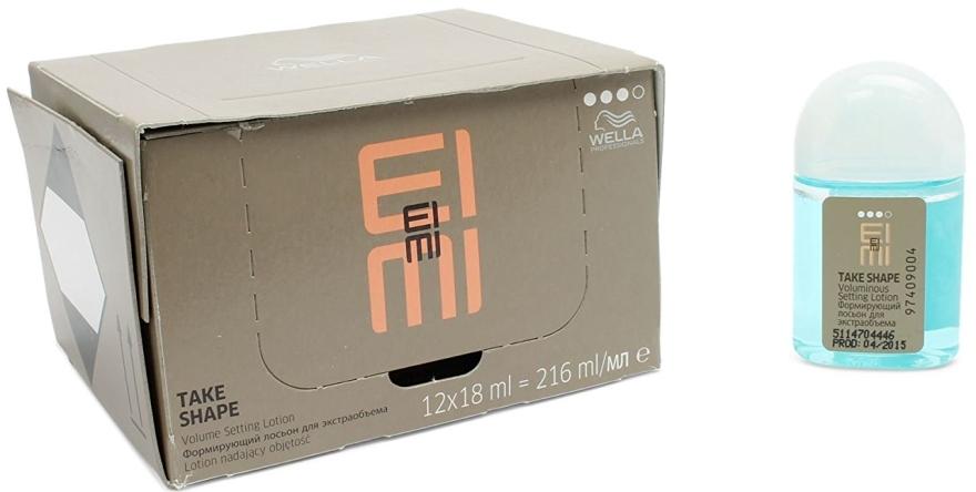 Loțiune pentru styling - Wella Professionals EIMI Take Shape Lotion — Imagine N2