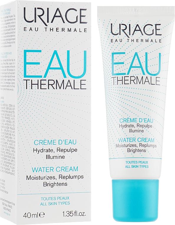 Cremă ușoară hidratantă - Uriage Eau Thermale Water Cream