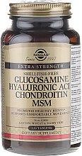 Parfumuri și produse cosmetice Supliment nutritiv - Solgar Glucosamine Hyaluronic Acid Chondroitin MSM