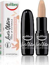 Parfumuri și produse cosmetice Corector de față - Equilibra Love'S Nature Stick Corrector