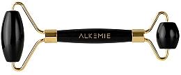 Parfumuri și produse cosmetice Roller pentru față - Alkemie Face Roller Jet Black