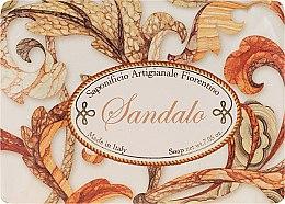"""Parfumuri și produse cosmetice Săpun """"Lemn de santal"""" - Saponificio Artigianale Sandalwood"""