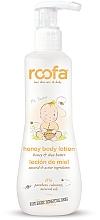 Parfumuri și produse cosmetice Loțiune cu miere pentru corp - Roofa Honey Body Lotion