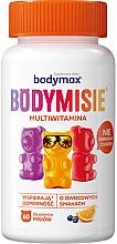 Parfumuri și produse cosmetice Supliment alimentar, jeleu cu aromă de multivitamine - Orkla Bodymax Bodymisie Jellies For Children Multivitamin