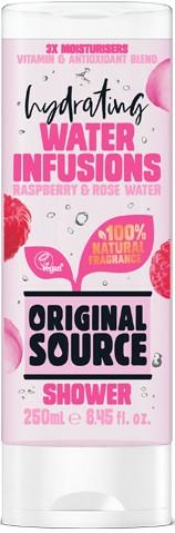 Gel de duș - Carex Raspberry & Rose Water Shower Gel