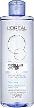 Parfumuri și produse cosmetice Apă micelară pentru ten normal și combinat - L'Oreal Paris Micellar Water Normal To Combination