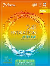 Parfumuri și produse cosmetice Mască hidratantă după plajă - 7th Heaven 24H Hour Hydration After Sun
