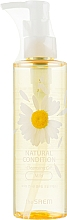 Parfumuri și produse cosmetice Ulei hidrofil calmant - The Saem Natural Condition Cleansing Oil Mild