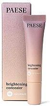 Parfumuri și produse cosmetice Concealer - Paese Brightening Concealer