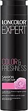 Parfumuri și produse cosmetice Șampon pentru păr vopsit - Loncolor Expert Color & Freshness Shampoo