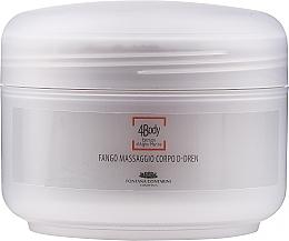 Parfumuri și produse cosmetice Nămol cu alge marine pentru masaj corporal - Fontana Contarini 4Body Seaweed D-Dren Body Massage Mud