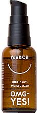 "Parfumuri și produse cosmetice Gel-lubrifiant ""OMG Yes"" - You & Oil Lubricant-Moisturizer OMG-Yes!"