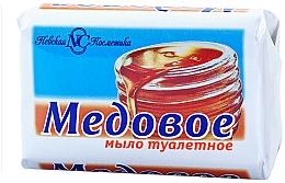 "Parfumuri și produse cosmetice Săpun ""Miere"" - Nevskaya Cosmetica"