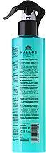Spray pentru structurarea părului - Kallos Cosmetics Lab 35 Beach Mist Leave in Conditioner — Imagine N2