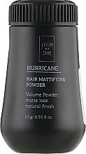 Parfumuri și produse cosmetice Pudră de păr, pentru bărbați - Lavish Care Hurricane Hair Mattifying Powder