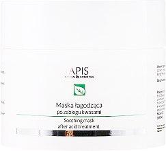 Parfumuri și produse cosmetice Mască de față - APIS Professional Exfoliation Soothing Mask After Acid Treatment