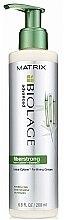 Parfumuri și produse cosmetice Cremă pentru părul fragil - Biolage Advanced Fiber Strong Fortifying Cream
