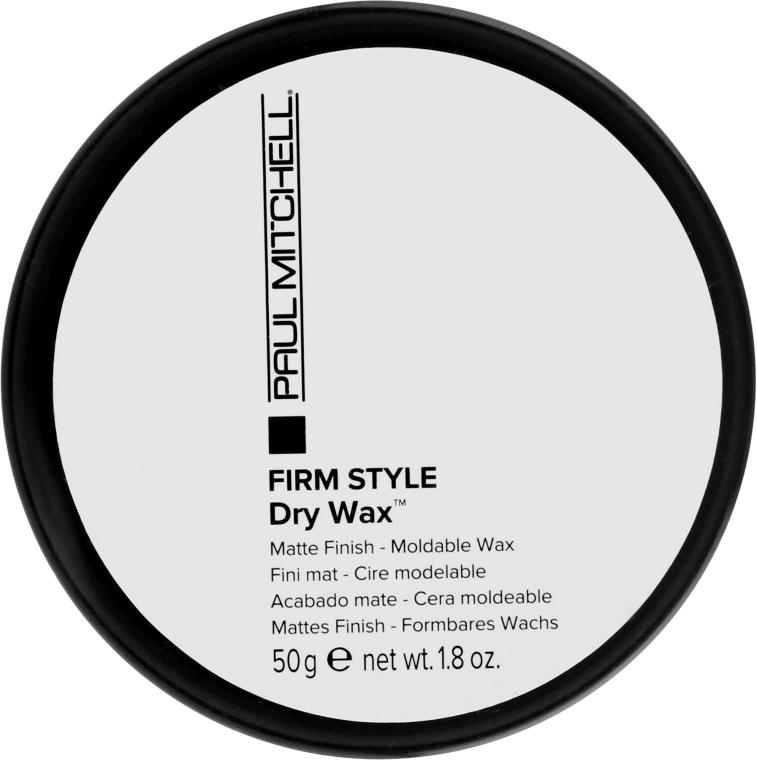 Ceară - Paul Mitchell Firm Style Dry Wax — Imagine N1