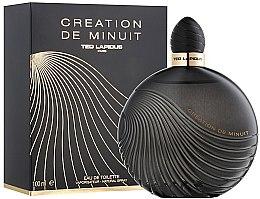 Parfumuri și produse cosmetice Ted Lapidus Creation De Minuit - Apă de toaletă
